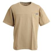 POCKET BIG Tシャツ 869R1EG6255 BEG 半袖