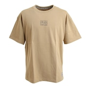 BACK PHOTO BIG Tシャツ 869R1EG6256 BEG 半袖