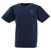 MID90 STAR ST Tシャツ 217160 NVY