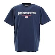 MID90 半袖Tシャツ 217168 NVY