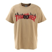Tシャツ メンズ 半袖 40Flame TH91298-SD カットソー