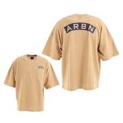 ビッグシルエットロゴTシャツ ARBN21-1006-BEG