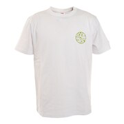 CIRCLE ロゴ半袖Tシャツ sl2021ss002-WH/GN