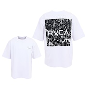 バックプリント半袖Tシャツ BB041266 WHT