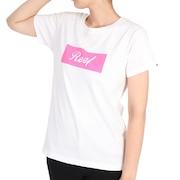 ボックスロゴ 半袖Tシャツ RF21SS7001SS-PNK