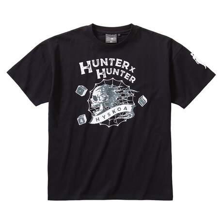 HUNTER×HUNTER コラボTシャツ ヒソカ2 HxH 006 半袖 オンライン価格