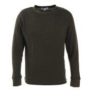 ワッフルクルーネックTシャツ 871PA0ES7061KHK