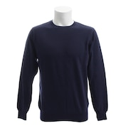 クルーネックセーター 871PA8JW3340NVY オンライン価格