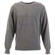 クルーネックセーター 871PA9JW8776MGRY オンライン価格