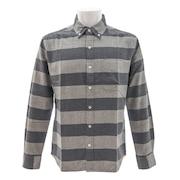 ボタンダウン ネルシャツ 871PA9CG8766GYXWH オンライン価格