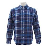ボタンダウン ネルシャツ 871PA9CG8766NVXBL オンライン価格