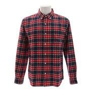 ボタンダウン ネルシャツ 871PA9CG8766REXNV オンライン価格