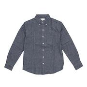 ネルシャツ 871PA0CG7060IBLU