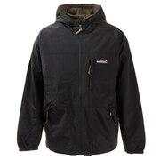 アクティブフードジャケット 1946600-19:BLACK