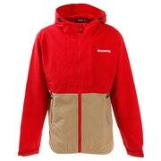 パッカブルジャケット 50BNF0SMP2098 RED