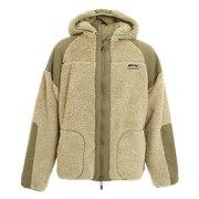 シャギーボアフードジャケット 2014401-20 BEIGE