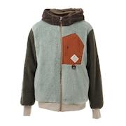 ひっくりジャケット 2116600X-114:MULTI-COL3