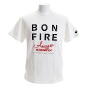 Tシャツ AXENEEDLE TERRY ショートスリーブ 50BNF9SCD2042 WHT