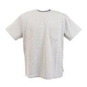 ヘビーウェイトポケット 半袖Tシャツ CH01-1665-G005