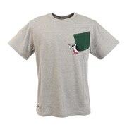 ブービーキャリーポケット 半袖Tシャツ CH01-1674-G005