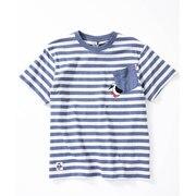 ブービーキャリーポケット 半袖Tシャツ CH01-1674-N034