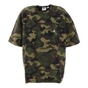 シェル キャンプTシャツ GUJK-20S039-CAMO