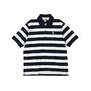 ブービー ボーダー ポロシャツ CH02-1159-W011
