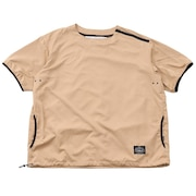 NYLON BAGGY クルーネック半袖Tシャツ 55100124-BEGL