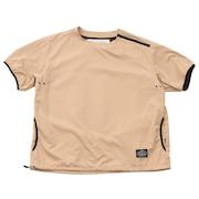 NYLON BAGGY クルーネック半袖Tシャツ 55100124-BEGM