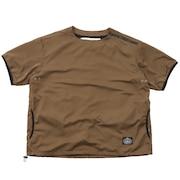 NYLON BAGGY クルーネック半袖Tシャツ 55100124-OLVL