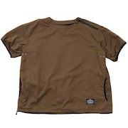 NYLON BAGGY クルーネック半袖Tシャツ 55100124-OLVM