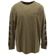 CYCLOPS 長袖Tシャツ 55200223-OLVM