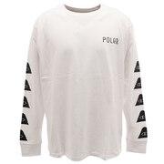 CYCLOPS 長袖Tシャツ 55200223-WHTM