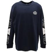 CV 長袖Tシャツ 55200224-NVYL