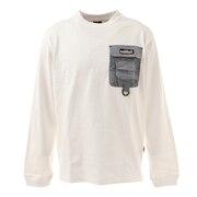 カーゴポケットタフロンTシャツ 2015102-5:OFF