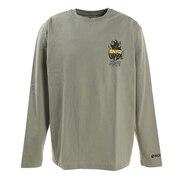FIRE HC 長袖Tシャツ 50BNF1SCD2164 OLV
