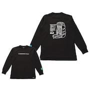 JP SACK DETAILS RETRO 長袖Tシャツ 5022861-6000