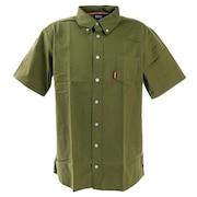 ボタンダウンシャツ 50BNF0SEG2096 GRN