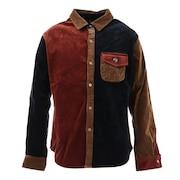 コーデュロイシャツ 1927400-110:CRAZY