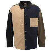 QUICK DRY STRETCH シャツジャケット 0512102-91 L