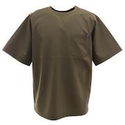 QUICK DRY STRETCH 半袖Tシャツ 0512103-31 KHA