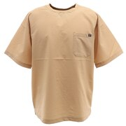 QUICK DRY STRETCH 半袖Tシャツ 0512103-35 BEI