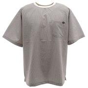 QUICK DRY STRETCH 半袖Tシャツ 0512103-90 K