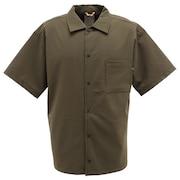 QUICK DRY STRETCH 半袖シャツジャケット 0512123-31 KHA