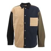 QDSシャツジャケット A0512102-91 L