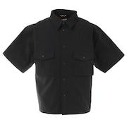 MVキャンプシャツ T512124-01 BLK