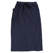 キャンプ裏毛マキシスカート 1916602L-6-NVY