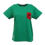 ブービースクリーム 半袖Tシャツ CH11-1687-M001