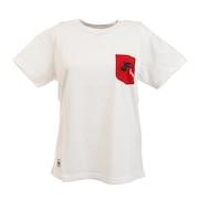 ブービースクリーム 半袖Tシャツ CH11-1687-W001