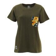 チャムロハ ポケットTシャツ CH11-1696-M033